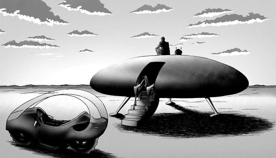ilustracion palenta perezoso web comic chile relato