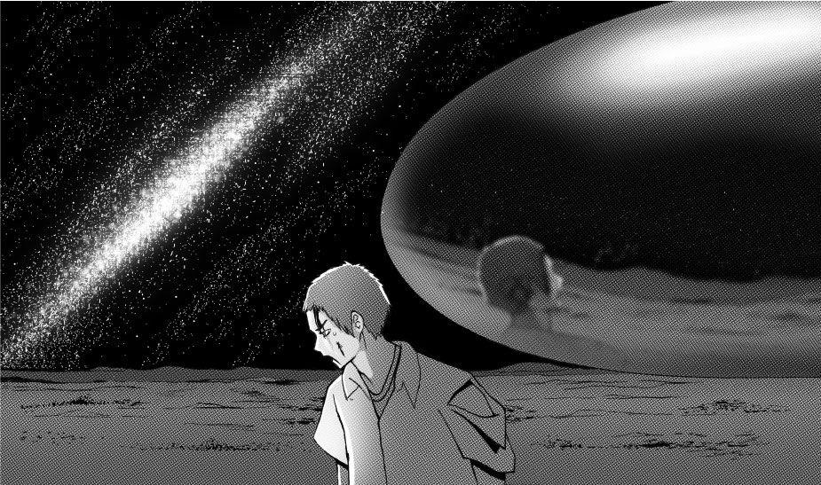 planeta perezoso Relato corto de ciencia ficción