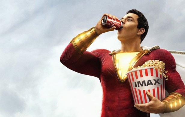 Shazam! El cine de superhéroe que casi todos estaban esperando
