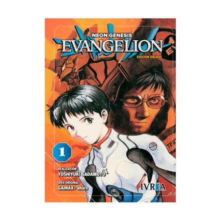neo genesis ebangelion 01 edicion deluxe tienda de manga