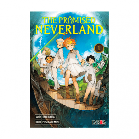the promised neverland tienda manga chile
