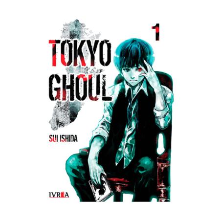 manga tokyo ghoul tomo 1 portada